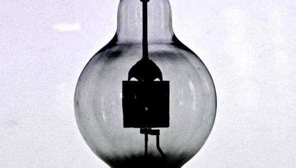Antique Lightbulb