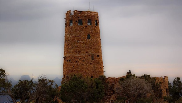 Grand Canyon Desert View Watch Tower