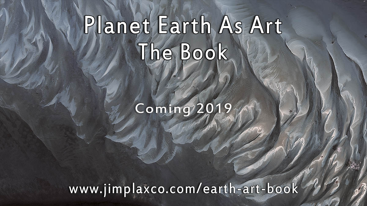 Planet Earth as Art Book